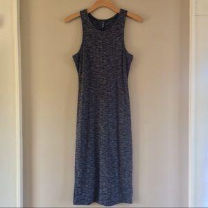 Cotton On gray, stretchy dress